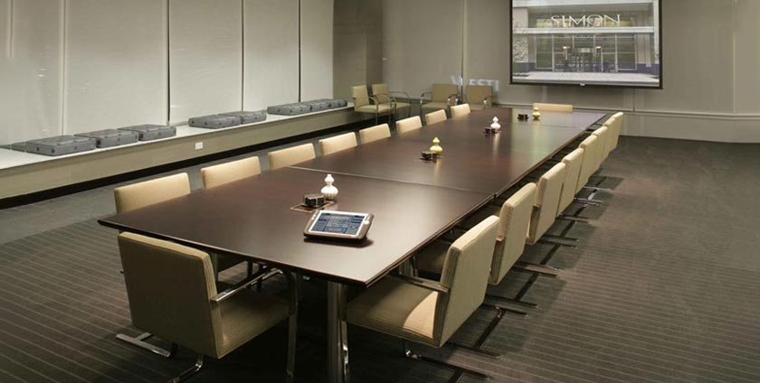 Advice for having a conference room