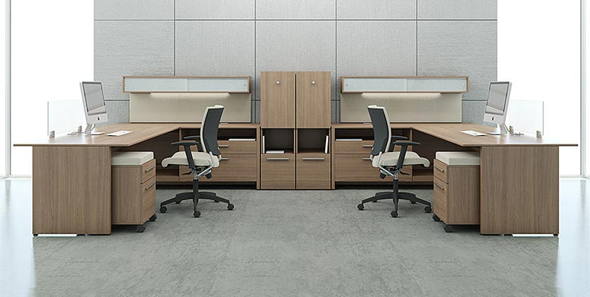 Choice of modern and classical office furniture