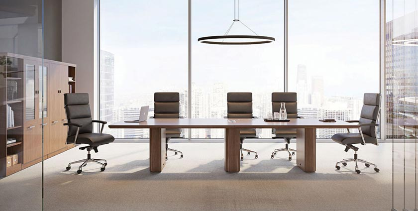 Choosing the right conference desk