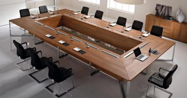 Choosing a good conference desk