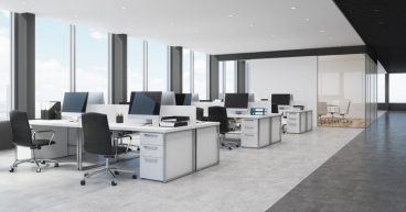 Solutions for cleaning the workplace