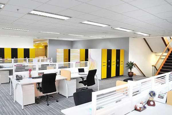 فضاهای اداری خلاقانه
