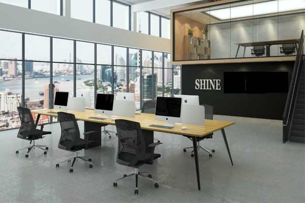 طرح بندی و طراحی فضای اداری