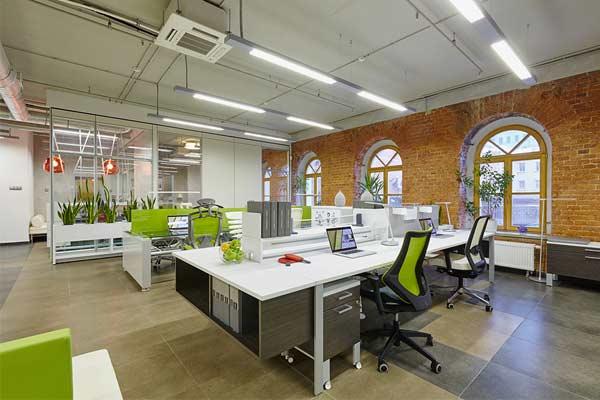 دلایل تاثیر طراحی دفاتر اداری