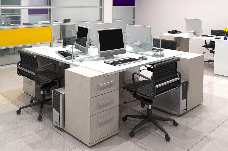 میز کار گروهی SGW101