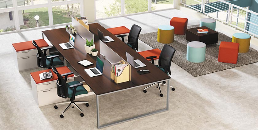 Furniture is synchronous with the brand