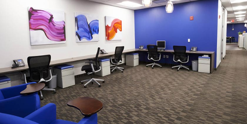 Decoration and increase employee motivation