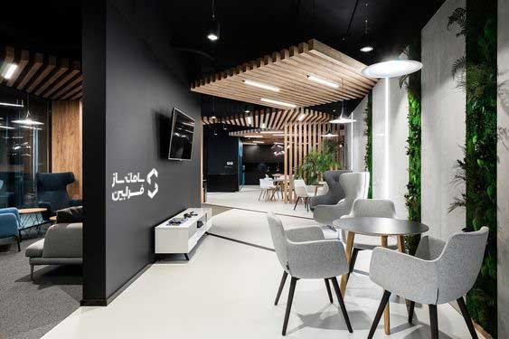 دیزاین دفتر کار